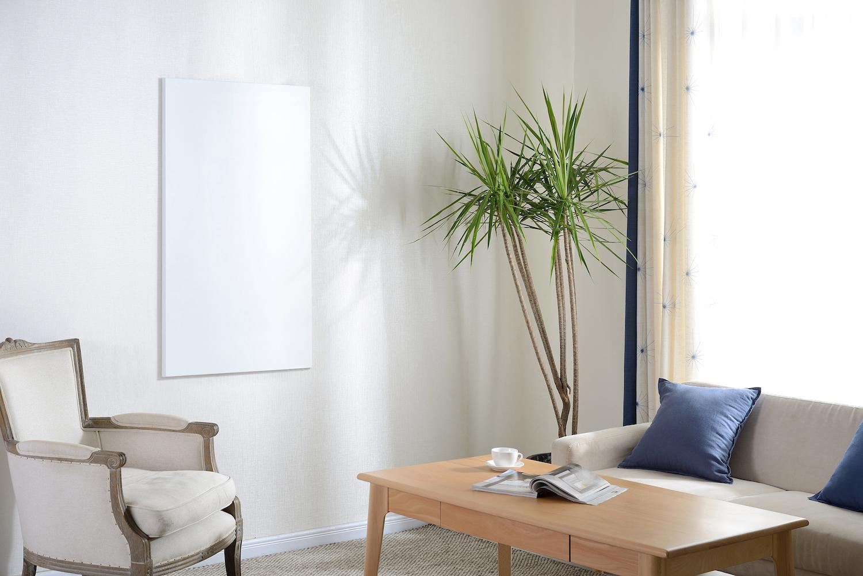 Varme i stue, henges på veggen