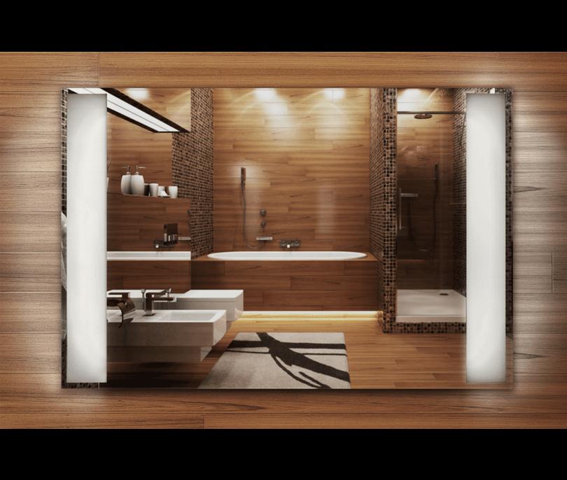 Infranomic-Novelty varmepanel, på badet