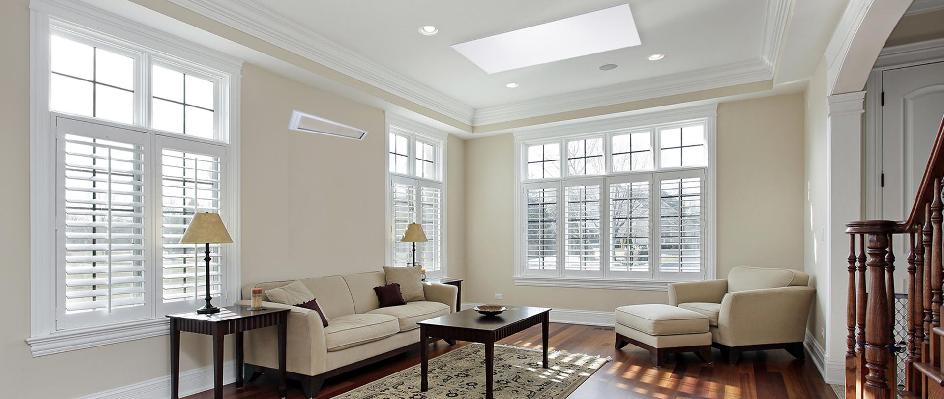 Stabil varme i et privat hus